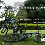 Seguro integral para Ciclistas